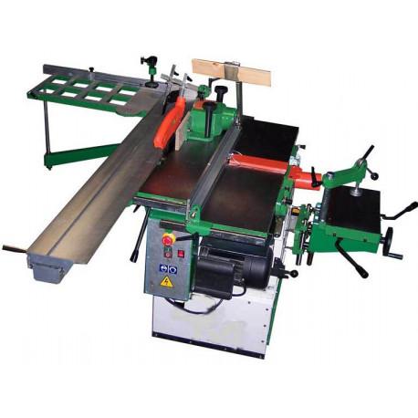 Maquina multifuncion combinada universal para madera