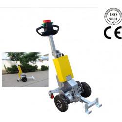 Tractor vehiculo de arrastre electrico precio economico 1000 Kg