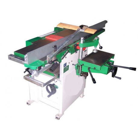 Maquina para madera Cepillo Regrueso taladro de carpinteria