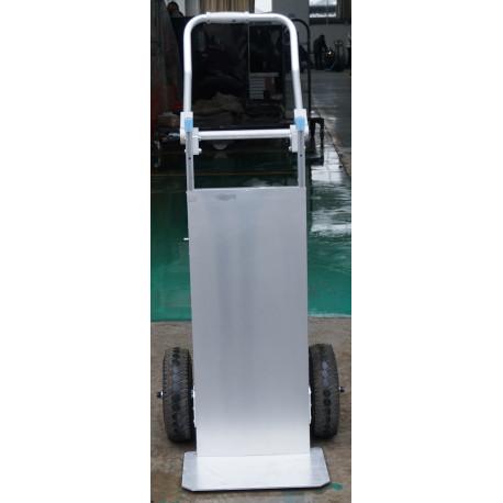 Carretilla electrica a bateria sube escaleras
