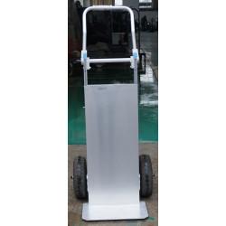 Carretilla sube escaleras electrica a bateria automática
