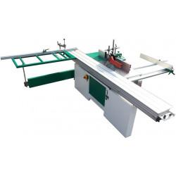 Escuadradora de carpinteria profesional para madera monofasica 220v con tupi precios economicas