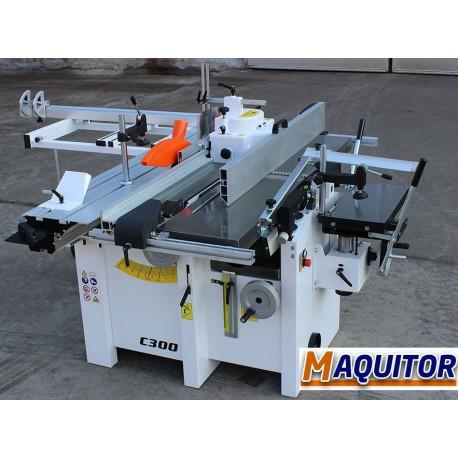 Multifunktions-Kombimaschine für Holz und Zimmerei