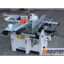 Multi-funo madeira Maschine, lixar, schneiden, sägen, waschen, auftragen